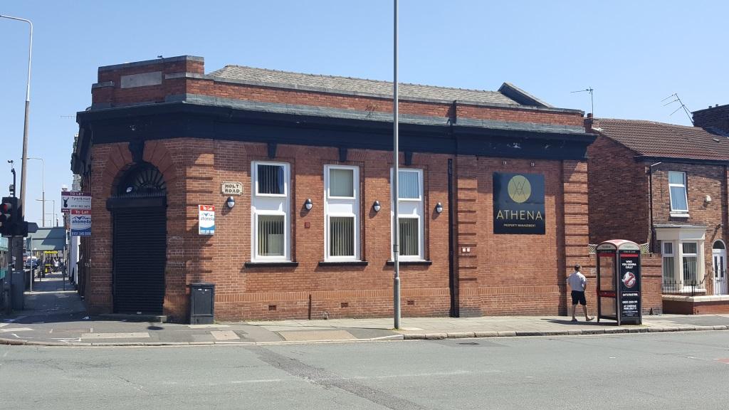 The Holt Building 280 Kensington Liverpool L7 2rn
