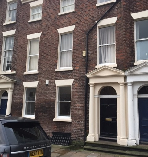 Offices Available – 49 Rodney Street, Liverpool, L1 9EW