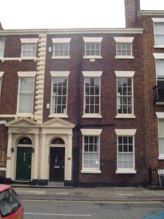 FOR SALE -INVESTMENT/VACANT – Commercial – 49 Rodney Street, Liverpool, L1 9EW