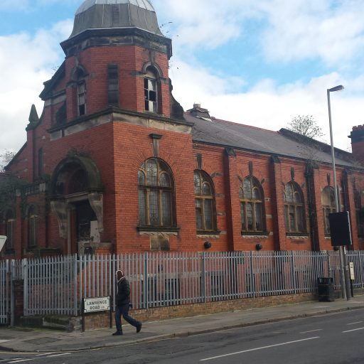 FOR SALE / TO LET – Former Chapel, 1-9 Lawrence Road, Liverpool, L15 0EG