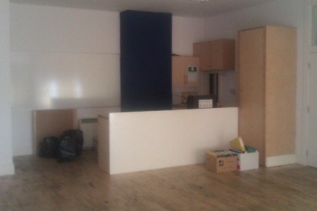 GROUND FLOOR OFFICE SPACE – 1 Henry Street, Liverpool, L1 5BS