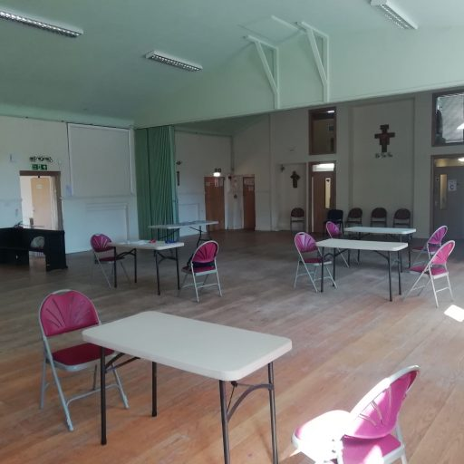 Hall and Office Spaces Available – The Brockman Centre, 1B Snaefell Avenue, Liverpool, L13 7HA