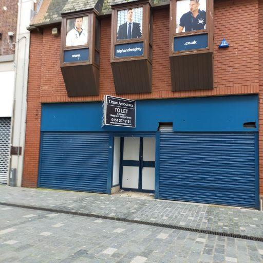 TO LET – 17 Williamson Street, Liverpool, L1 1EB