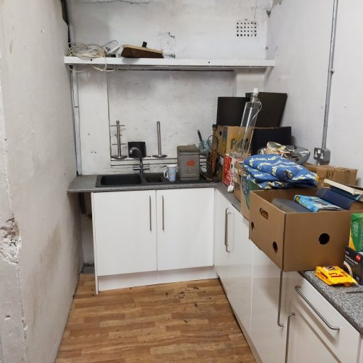 UNDER OFFER – Garage and First Floor Space – 41a Stanhope Street, Liverpool, L8 5RE