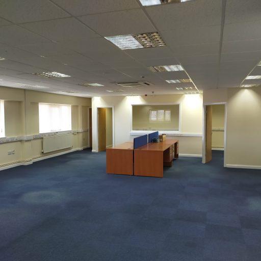 First Floor Office Available – 6 Ivy Street, Birkenhead, CH41 5EF