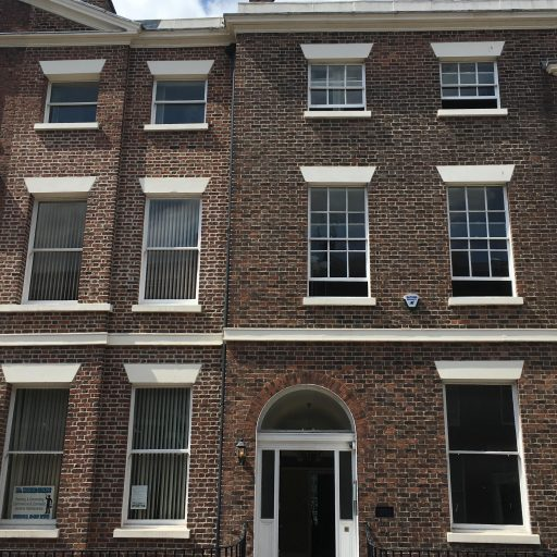 TO LET – WHOLE PROPERTY- 60 Rodney Street, Liverpool, L1 9AD